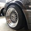 BMW E30【レストアFile 23】BBS RS リバレル&レストア その4