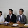 10日、共産党の参院福島選挙区に野口徹郎県書記長が立候補表明。
