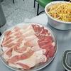 【韓国グルメ・新沙】美味しい豚肉!モソリ
