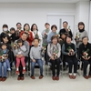 今年最後のイベントは『新春を迎えるアレンジメント教室』の開催でした。