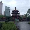 台湾旅行三日目(4)。雨空の下の二二八和平公園と、満足の台湾?グルメ