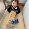 3歳1M:今日から3歳☆