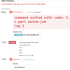 Monitoring batch jobs that use cron etc. with mkr wrap