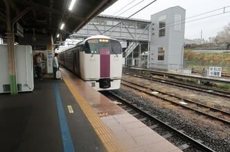 快速ビューやまなし号と651系特急「あかぎ」に乗車(GW鉄道旅行国内編4)
