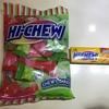 マレーシアンのハイチュウ(HI-CHEW)の食べ方を注意した話