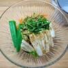 【夏ごはん】たっぷり野菜とチキンの胡麻ダレそうめんの作り方。