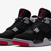 【5月4日(土)】AIR JORDAN 4 RETRO OG BRED