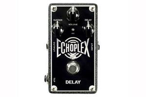 【Jim Dunlop/EP103 Echoplex Delay】伝説のテープ・エコーに新機能を加え、コンパクトに再現!