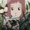 好きなアニメにカメラが出るから、僕はカメラを買ったんだ。