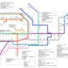 東急電鉄 路線図