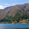 木崎湖(長野県大町)