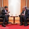 写真で綴る、国連事務総長の訪日