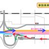 岡山県 国道2号線 高梁川大橋周辺で道路の通行形態が変更されます