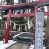 日本一の金運神社~新屋山神社・・・