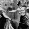 世界史で有名な女性同士の決闘(デュエル)