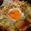炙り焼豚ビビンバ丼