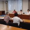 県議団が要望聴取会。母親連絡会、年金者組合、被団連、県腎協、私学連などの要望を聴取