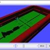 自作したロボットアームを制御する(仮想と現実)(その4)仮想現実に物理法則を組み込む