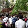 合気神社大祭 Great festival of Aiki shrine