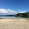 星砂の浜は1歳児と一緒に楽しめる海好きママに最高のビーチだった