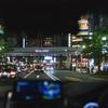吉祥寺で後輩くんと飲むと深夜タクシー。