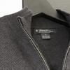 Brooks Brothersのハーフジップモックネックセーターをご紹介!