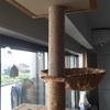 猫タワー改造
