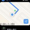アップルウォッチ4 Nike+ その5 徒歩ナビ