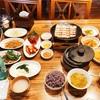 イェガポッサム〜石窯飯茹で豚定食〜