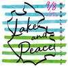 夫婦共作でイベントのデザインをしました!-Lake and Peace 2019-