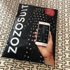 ZOZOSUITSがやっと届きました。
