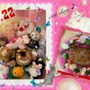 2 ♪ 22♪happy  猫の日!!&にゃんバーグ♪