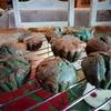 いただいた紫いもを使って…「むらさきいものタルト」…リベンジで今度こそ!むらさき色お菓子を作りました!