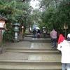 初詣ー安宅住吉神社と厄除け面ー
