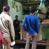インドのサモサと軽食屋さん