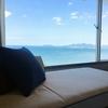 2020年マリオットチタン修行79・80泊目 ~琵琶湖マリオット 最上階温泉付きのお部屋を紹介します。~
