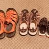 新しい靴買わなくちゃ
