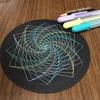 インスタライブで糸かけ風トリプルパラドックス描きました