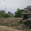 震災から1年半の熊本城