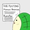 外資系では人事異動なし。仕事を変えたい場合は社内公募に応募する必要あり