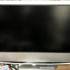 古い液晶テレビの廃棄(家電リサイクル)手続きを行いました