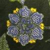 バティックの花 (2)