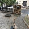 10月15日 彦根市で駐車場工事、完了です!