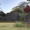 【金沢城石垣めぐり】東の丸北面の石垣は前田利家の時代に築かれた金沢城初期の姿を残す石垣