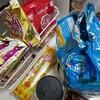 我が家食堂60 毎度毎度の袋麺&ハヤシビーフのオムライス。