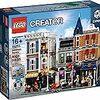 4000ピースのレゴ クリエイター にぎやかな街角 Assembly Square 10255 モジュラービルディングシリーズ10周年記念作品が登場したよ。