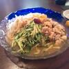 【金沢 唐揚げ ラーメン】「鶏塩冷やし中華」ごはんbistro Poulet frit(ごはんビストロぷれふり)
