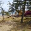 雨晴キャンプ場(松太枝浜)