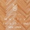10月11日(木)NEW Open!!