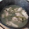 鶏肉レシピ♪手羽元とクレソンのスープ
